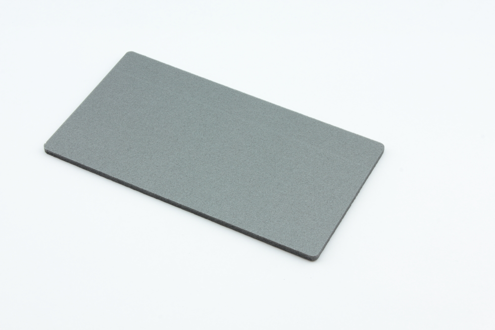 Ebisol 3mm Dark grey - Front