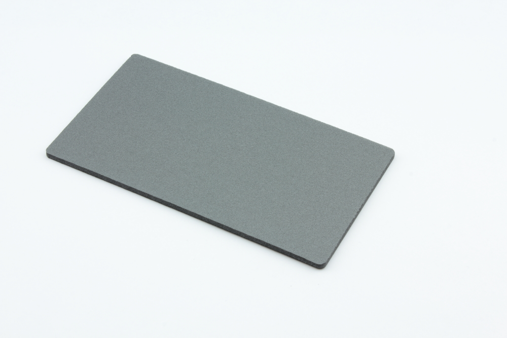 Ebisol 3mm Dark grey - Back