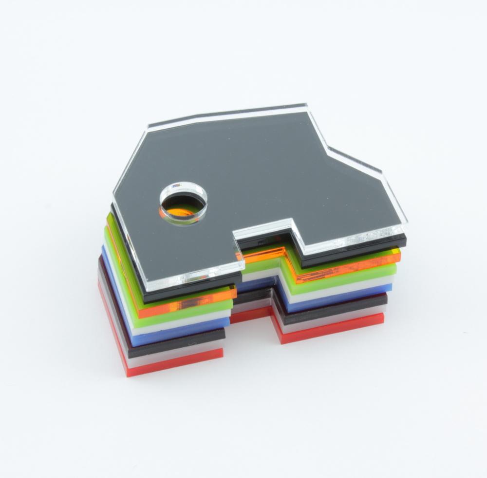 Acrylic 3mm - Colors