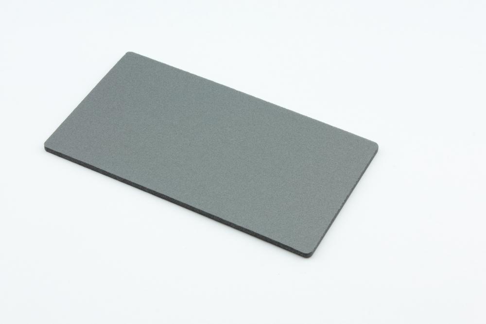 Ebisol 3mm Mörkgrå - Baksida