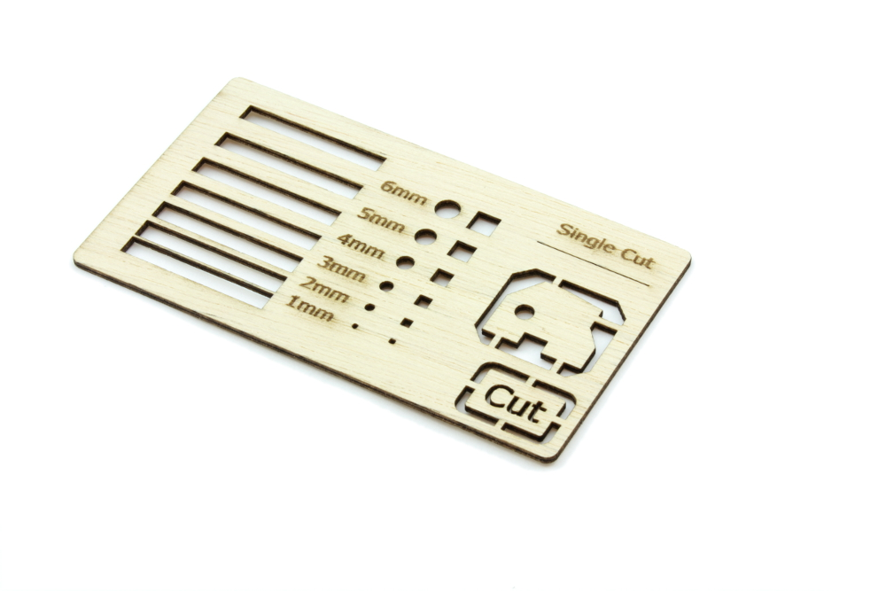 LitePly 2mm - Cut