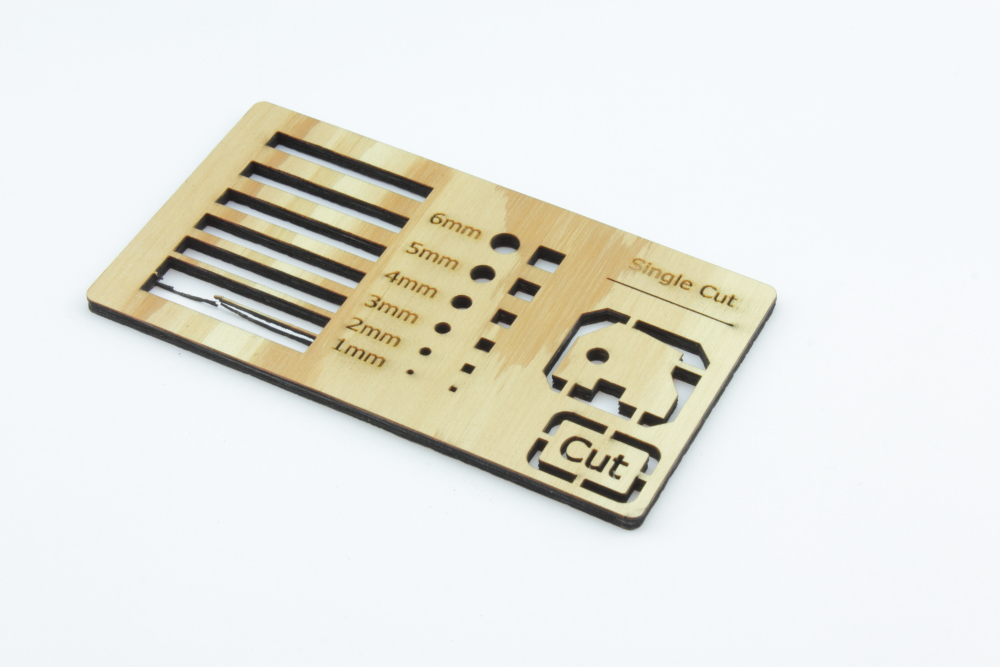 Plywood 4mm Fir - Cut